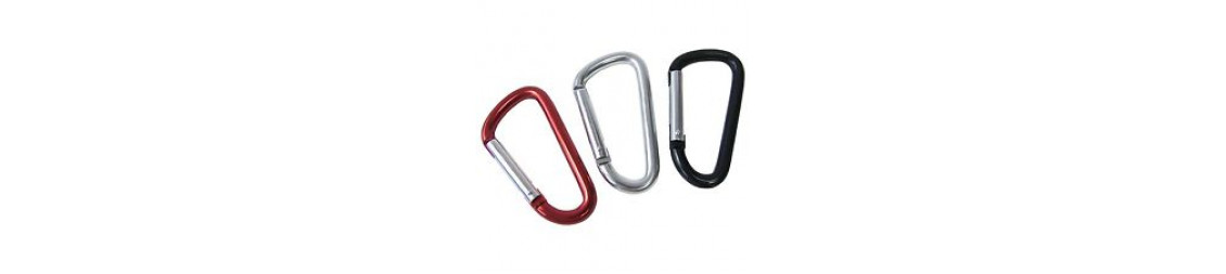 PORTE CLES CARABINER